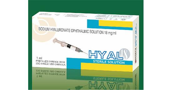 HYAL18 Sterile Solution